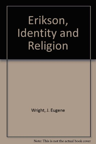 9780816423620: Erikson, Identity and Religion