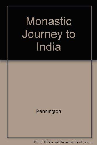 9780816423989: Monastic Journey to India