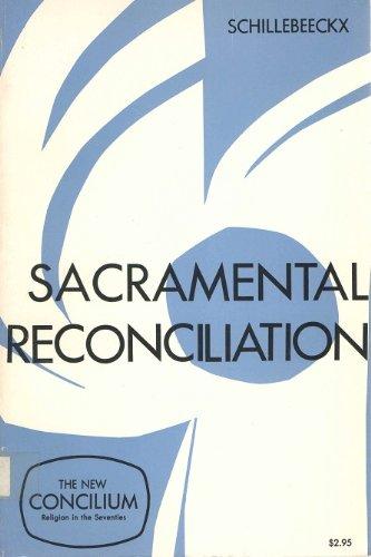 9780816425174: Sacramental Reconciliation.