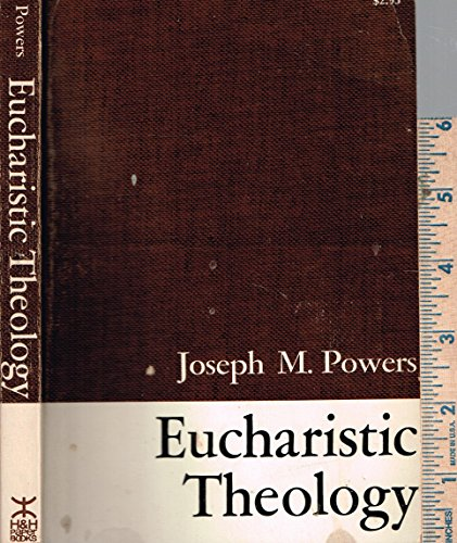 9780816425457: Eucharistic Theology
