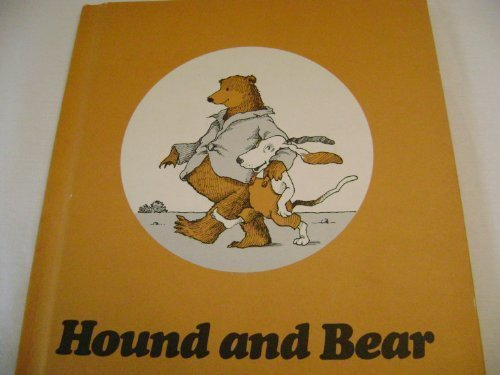 9780816431700: Hound and Bear: Story and Pictures