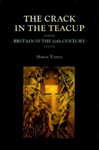 9780816432325: The crack in the teacup: Britain in the 20th century (The Mirror of Britain series)