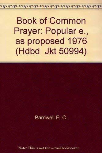9780816450992: Book of Common Prayer (Hdbd Jkt 50994)