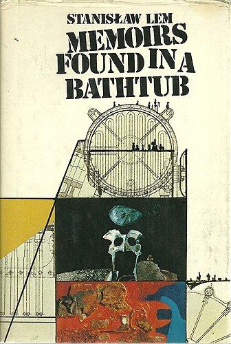 9780816491285: Memoirs found in a bathtub (A Continuum book)
