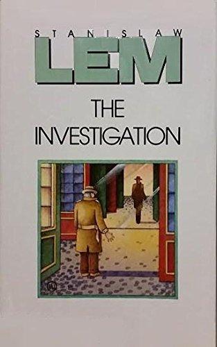 9780816491650: The investigation (A Continuum book)