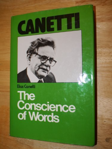 9780816493340: The Conscience of Words (A Continuum book)