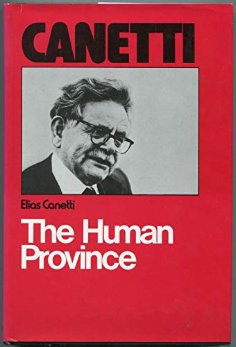 9780816493357: The human province