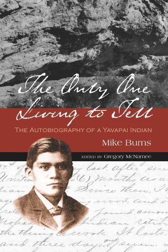 The Only One Living to Tell: The: Burns, Mike