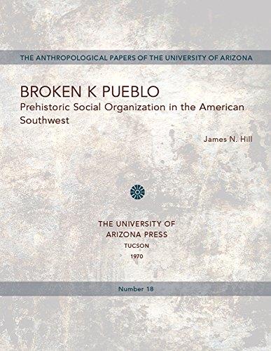 9780816502158: Broken K Pueblo: Prehistoric Social Organization in the American Southwest (Anthropological Papers)