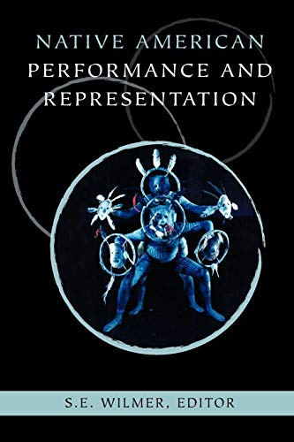 9780816502400: Native American Performance and Representation