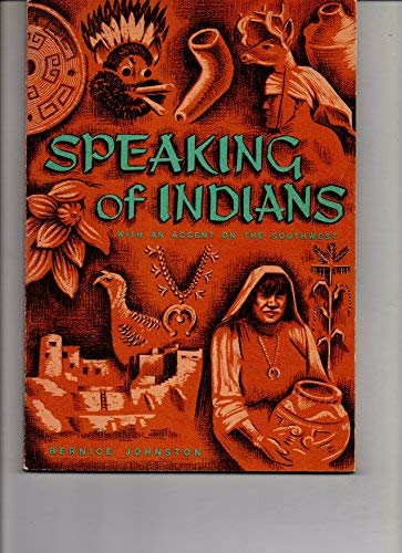 9780816502578: Speaking of Indians