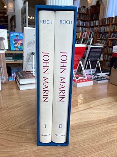 John Marin: A Stylistic Analysis and Catalogue Raisonne. Two Volumes: Sheldon Reich