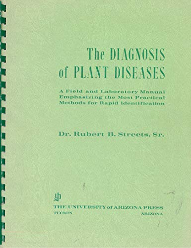 9780816503506: The Diagnosis of Plant Diseases