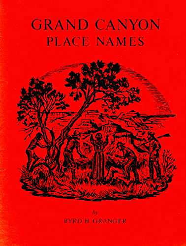 9780816505388: Grand Canyon Place Names