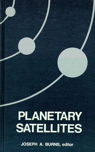 Planetary Satellites (Space Science Series): BURNS,JOSEPH A