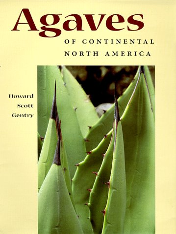 9780816507757: Agaves of Continental North America