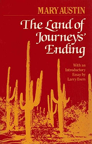 9780816508082: The Land of Journeys' Ending