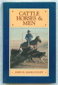 9780816508655: Cattle, Horses and Men of the Western Range