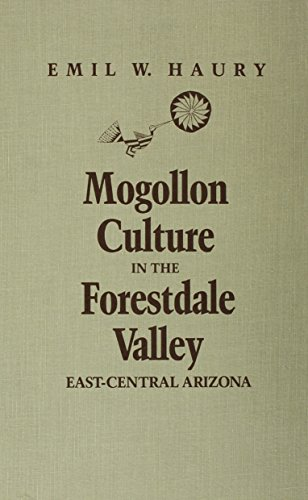 9780816508945: Mogollon Culture in the Forestdale Valley, East-Central Arizona