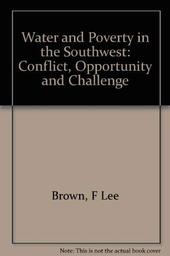 9780816510382: Water and Poverty in the Southwest