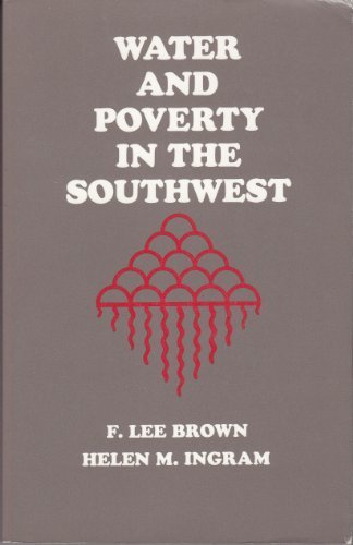 9780816510474: Water and Poverty in the Southwest