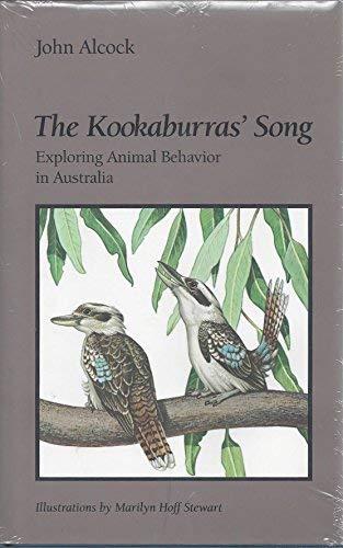 9780816510504: The Kookaburras' Song: Exploring Animal Behavior in Australia, 1st Edition