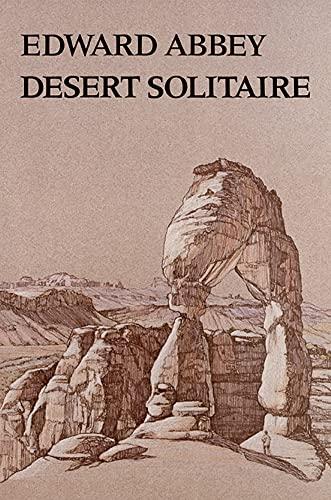 9780816510573: Desert Solitaire