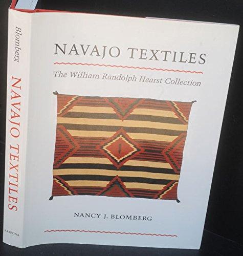 9780816510788: Navajo Textiles: The William Randolph Hearst Collection