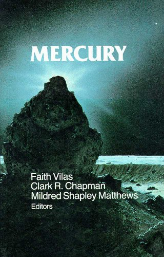 9780816510856: Mercury (Space Science Series)
