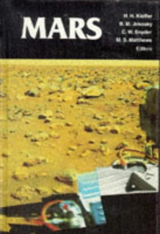 Mars (Space Science Series): University of Arizona Press