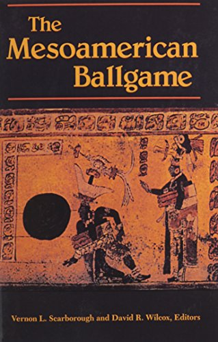 9780816513604: The Mesoamerican Ballgame