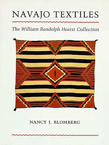 9780816514670: Navajo Textiles: The William Randolph Hearst Collection