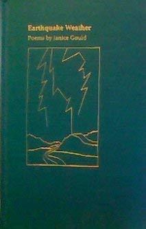 9780816516100: Earthquake Weather: Poems (Sun Tracks)