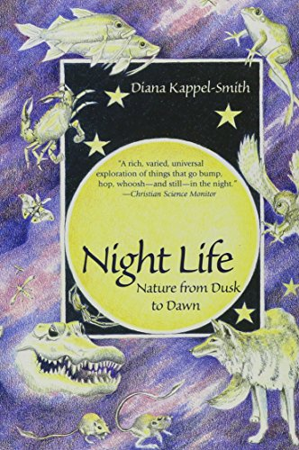 9780816517022: Night Life: Nature from Dusk to Dawn