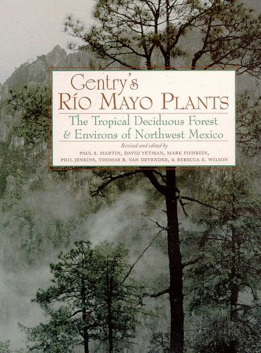 9780816517268: GENTRY'S RIO MAYO PLANTS (Southwest Center Series)