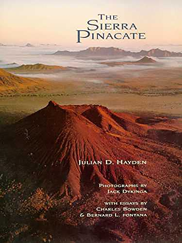 9780816517770: The Sierra Pinacate (Southwest Center Series)