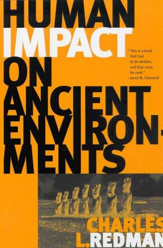 9780816519620: Human Impact on Ancient Environments