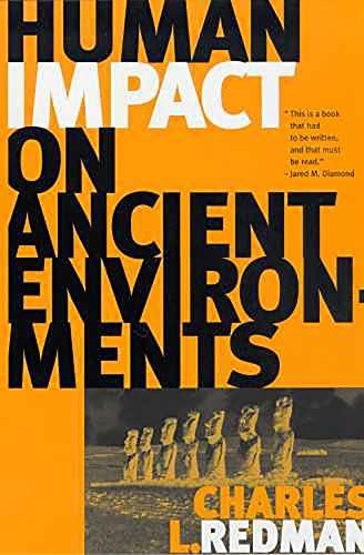 9780816519637: Human Impact on Ancient Environments