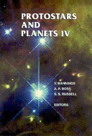 9780816520596: Protostars and Planets IV (Space Science)
