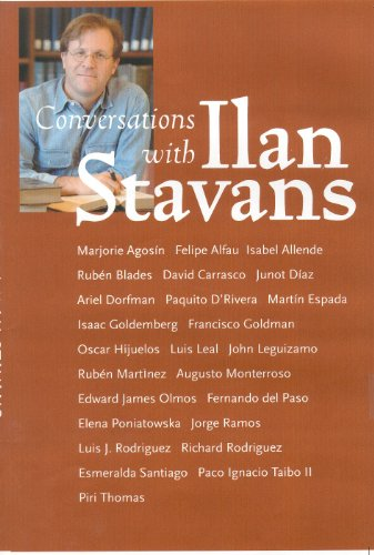 9780816522637: Conversations With Ilan Stavans