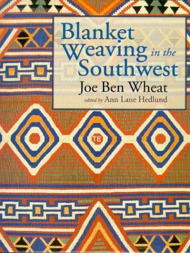 9780816523047: Blanket Weaving in the Southwest