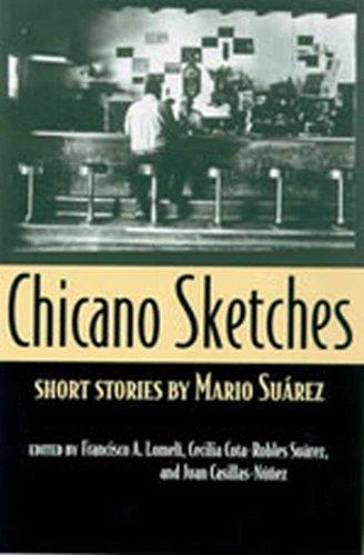 Chicano Sketches: Mario Suarez~Francisco A.