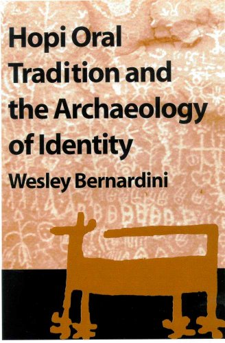 9780816524266: Hopi Oral Tradition and the Archaeology of Identity