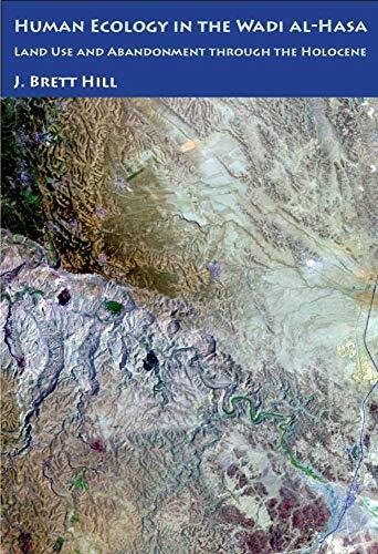 9780816525027: HUMAN ECOLOGY IN THE WADI AL-HASA