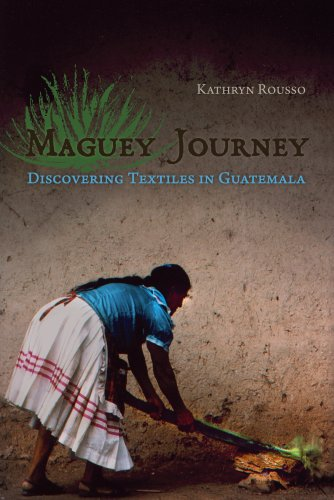 9780816526987: Maguey Journey: Discovering Textiles in Guatemala