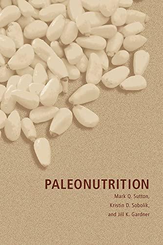 9780816527946: Paleonutrition
