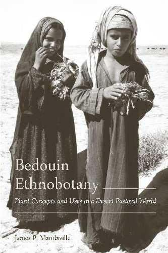 9780816529001: Bedouin Ethnobotany: Plant Concepts and Uses in a Desert Pastoral World