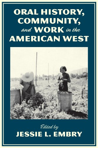 9780816530175: Oral History, Community, and Work in the American West