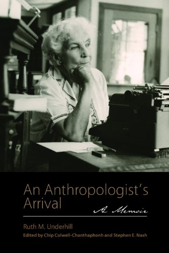 9780816530601: An Anthropologist's Arrival