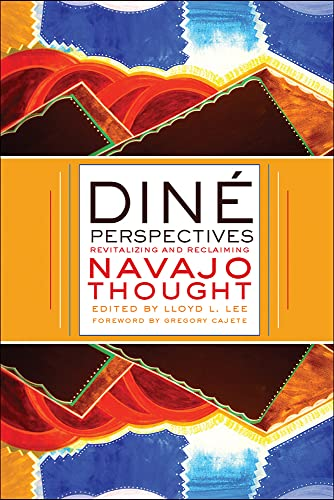 9780816530922: Dine Perspectives: Revitalizing and Reclaiming Navajo Thought